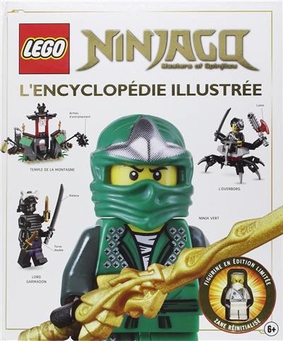 Livre Lego Ninjago Masters Of Spinjitzu Le Livre De