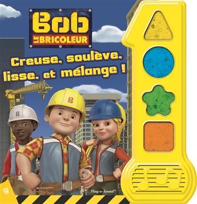 Livre Bob Le Bricoleur Pi Kids Editions 9781503737129