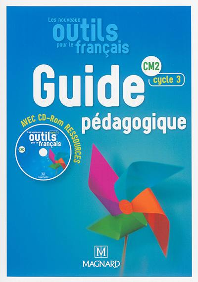 Livre Les Nouveaux Outils Pour Le Francais Guide