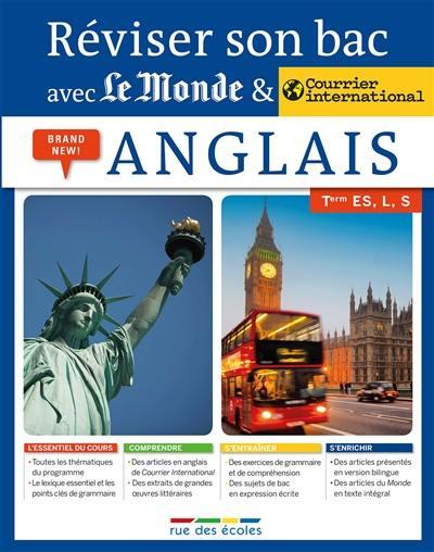 Decouvrez Anglais Terminale Series Es L S Le Livre De Rue Des Ecoles Chez Rue Des Ecoles