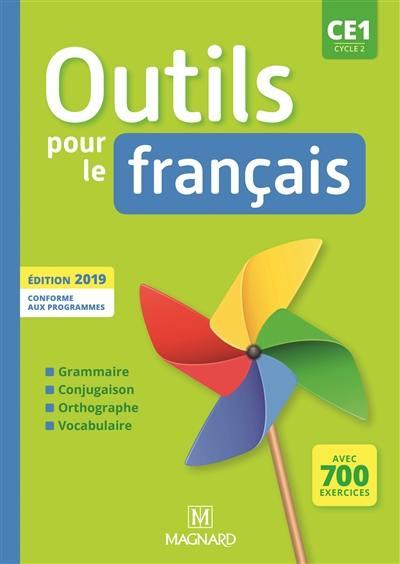 Livre Outils Pour Le Francais Ce1 Cycle 2 Conforme Aux