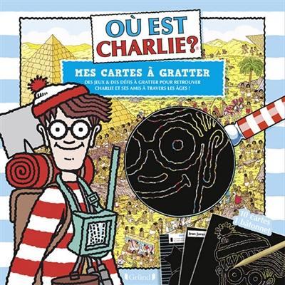 Livre Ou Est Charlie Le Livre De Martin Handford Et