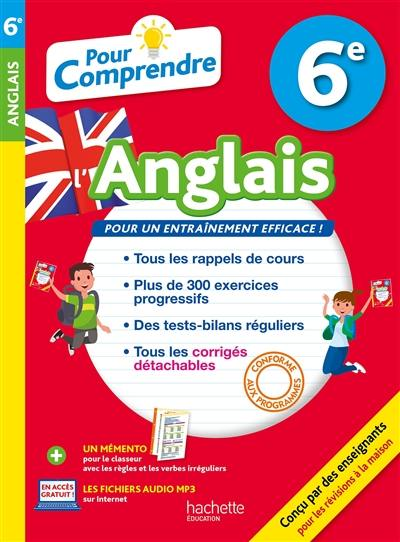Decouvrez Pour Comprendre L Anglais 6e Le Livre De Krystel Gerber Et Celine Laurent Chez Hachette Education