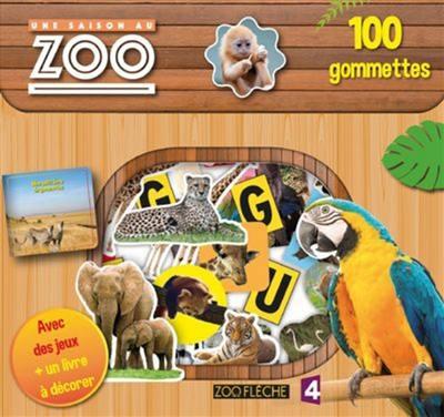 Decouvrez Une Saison Au Zoo Le Livre De Sarthe Parc Zoologique Du Tertre Rouge La Fleche Chez Cerf Volant