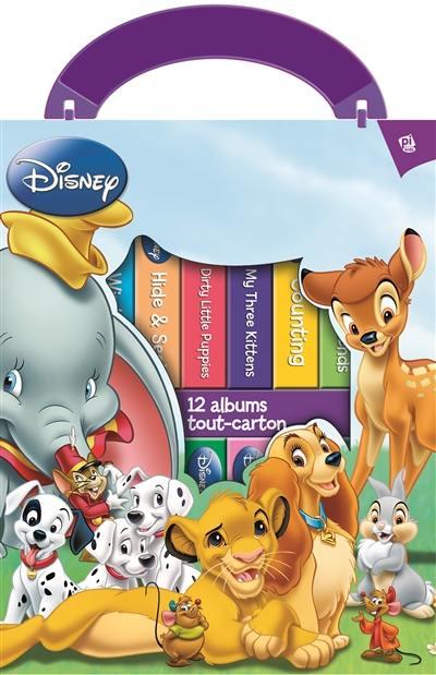 Livre Disney Bebes Animaux Le Livre De Walt Disney